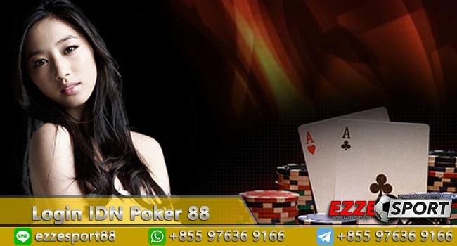 Login IDN Poker 88 | IDN Poker 88